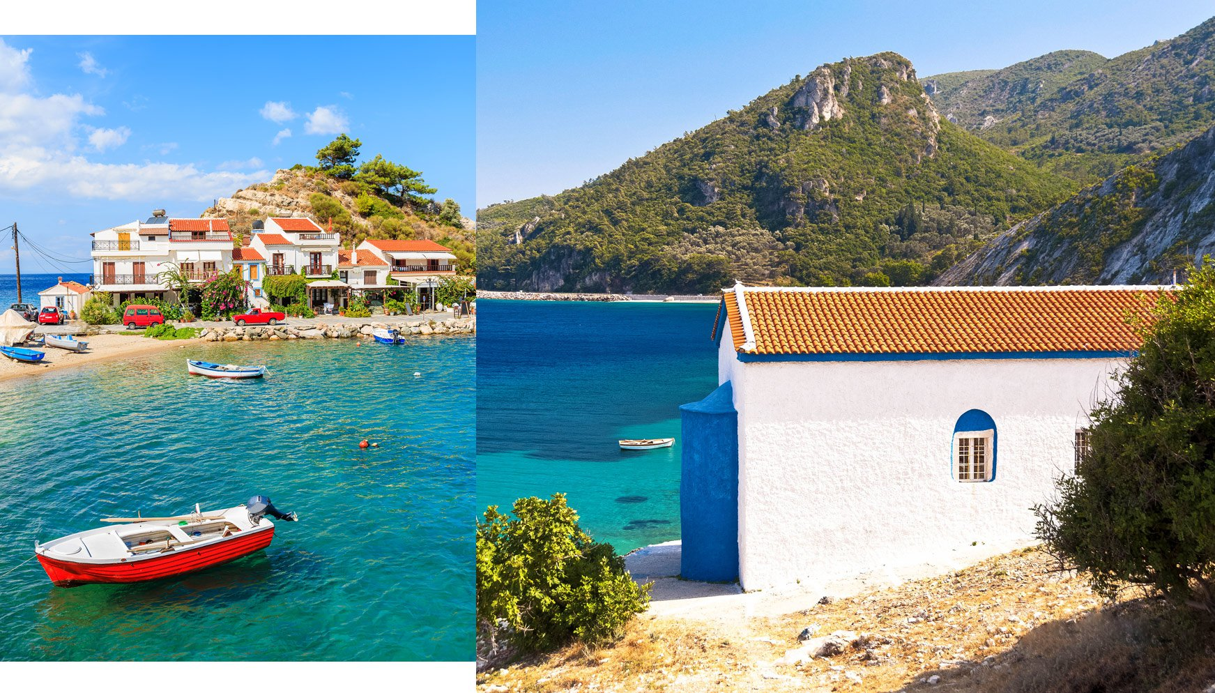 Enjoy Samos and its countryside